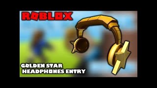 'ENDED' ROBLOX Challenge: Casquegolden Star 2017