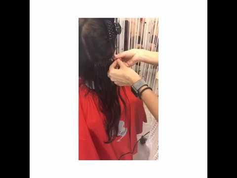 наращивание волос парикмахерская салон красоты La Familia Salon Бровары