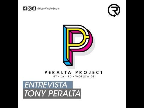 Interview Peralta Project - Latin Pop Art - #resetradio