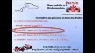 SHICANE - Presentacion