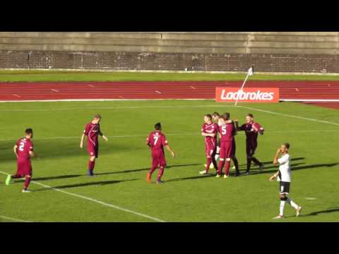 City and Arbroath in six goal thriller