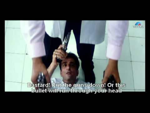Attack on Sanjay Dutt (Boxer bhai) in hospital (Hathyar)