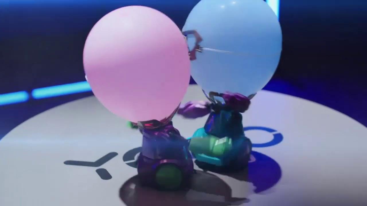 SilverLit 88040 Robo Kombat Balloon Puncher