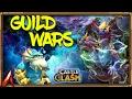Castle Clash Guild Wars Vs. Android Top Guilds!