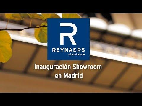 Inauguracion Showroom de Reynaers en Madrid  - 15·11·18