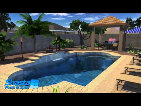 Arizona Pool Design | Designing Your Backyard Living Area | Call Now (602) 532-3800