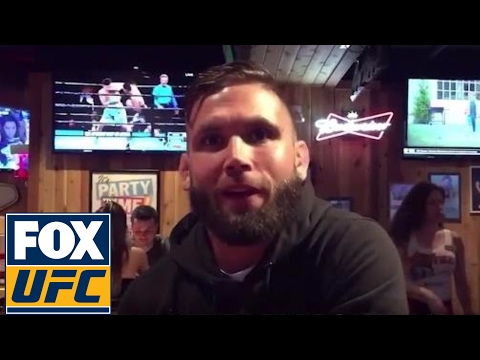 Jeremy Stephens gives heated response to Conor McGregor's insult at UFC 205 | PROcast | UFC ON FOX
