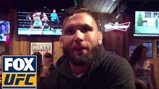 Jeremy Stephens gives heated response to Conor McGregor's insult at UFC 205 press conference