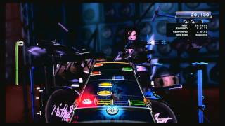 Rock Band 3 Custom - Sun of Nothing - Pro Drums Autoplay