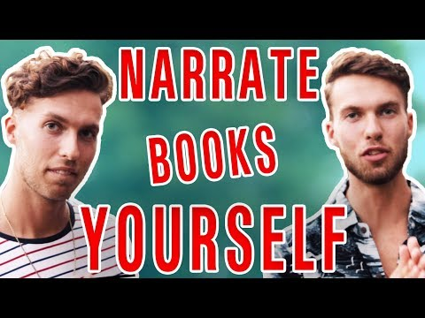 How To Narrate An Audiobook And Become An Audible Narrator (Narration Training For Beginners)