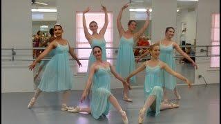 Ballet Arts of Austin: Open House highlights, Advanced Class Dances