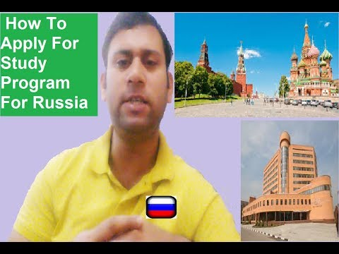 Russian University | How To Apply For Study Program For Russia