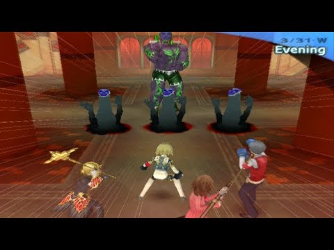 Persona 3 FES Undub Wide Screen Patched 1080p Running On PCSX2 1 0