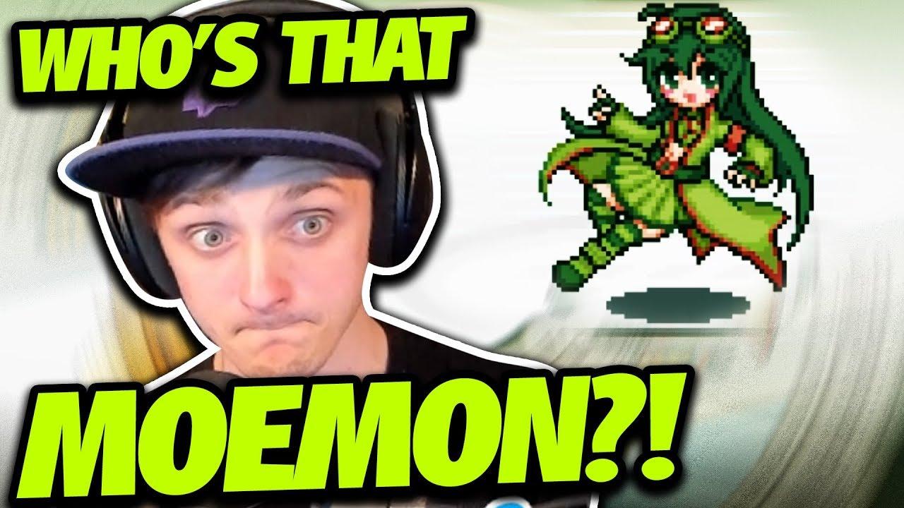 THE FINAL MOE GYM! | Pokemon MEGA Moemon Fire Red Co-Op #23