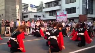 2012.8.19 さいたま市岩槻区にて.