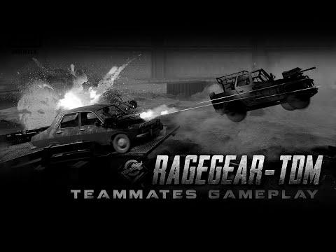 RAGE GEAR TEAM GAMEPLAY { BW|RPO , RAGUL DEVI, LOGAN X, DEVILS HUNT} |