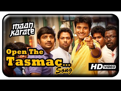 Maan Karate Tamil Movie - Open The Tasmac Song | Sivakarthikeyan | Sathish | Anirudh