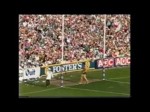 1989 VFL Grand Final- September 30, 1989- Final Quarter
