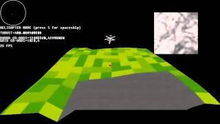 Zarch / Zeewolf Engine Video 2 : Authentic Camera