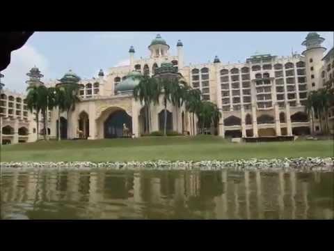 متنزة الماينزوندرلاند كوالالمبور  The Mines Wonderland Kuala Lumpur