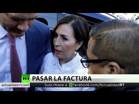 México: Rosario Robles pide que se descongelen sus cuentas bancarias