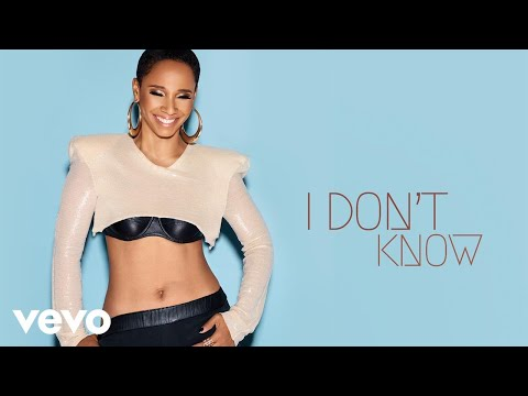 Vivian Green - I Don't Know (Lyric Video)