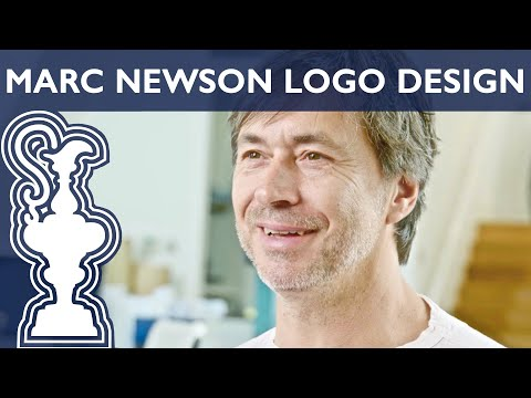 Marc Newson Designs America's Cup Logo | AMERICA'S CUP PRESENTED BY PRADA