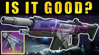 Destiny 2: *NEW* HORROR STORY Auto Rifle! - Is it Good & Worth Getting? | Festival of the Lost