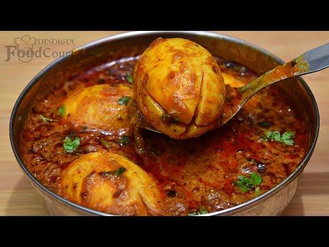 Simple & Tasty Egg Gravy/ Egg Curry Recipe/ Egg Masala