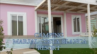 Bungalow Habana - Camping Marjal Costa Blanca Resort - House Tour