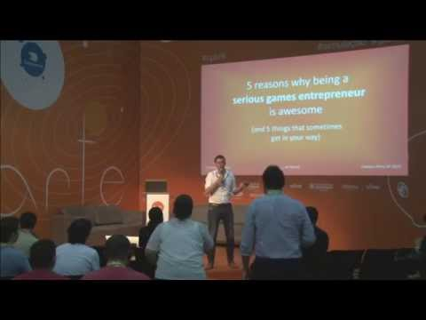 5 reasons why being a serious games entrepreneur is awesome
