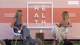 "Hilary Duff (""Younger"") on Being a Mom, Confidence & Period Poverty #BlogHer20 Health"