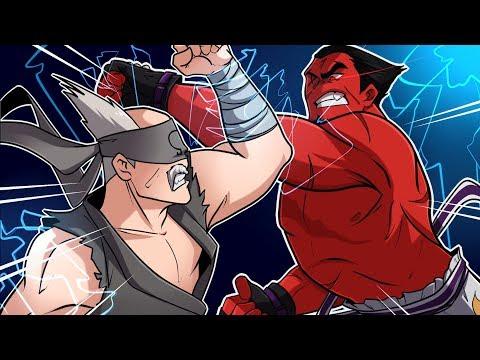 Tekken 7 | RANDOM IS AS RANDOM DOES! (vs Ohmwrecker)