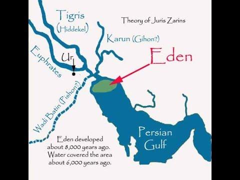 The Garden of Eden Decoded