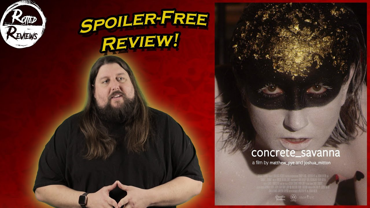 concrete_savanna (2021) | Spoiler-Free Horror Movie Review! | Concrete Savanna
