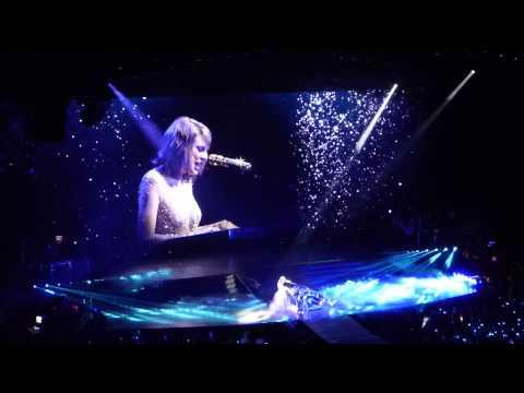 Taylor Swift live @ Dublin - Wildest Dreams