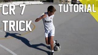 So geht der Cristiano Ronaldo Signature Move! - Fußball Trick Tutorial (deutsch)