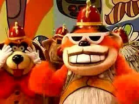 Harley Dilly >> 'The Banana Splits' are getting a horror movie - Worldnews.com