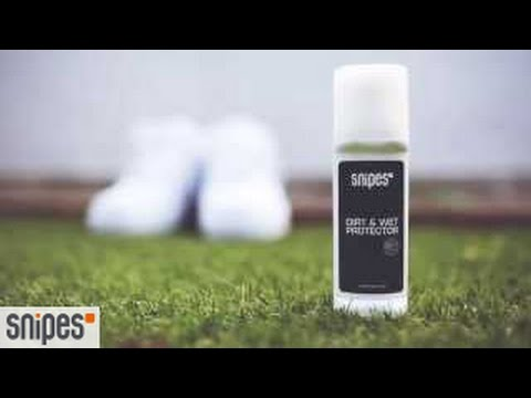 SNIPES Dirt & Wet Protector