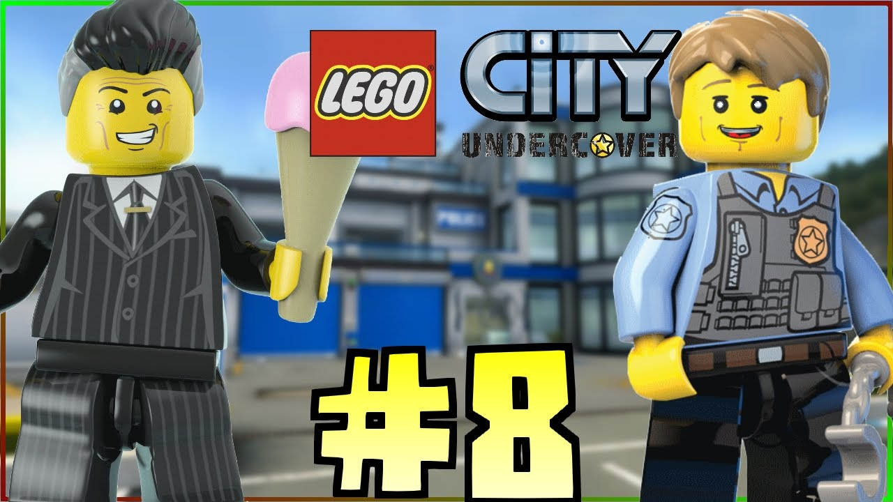 Lego City Undercover Wii U - (FR) Let's Play Live ...
