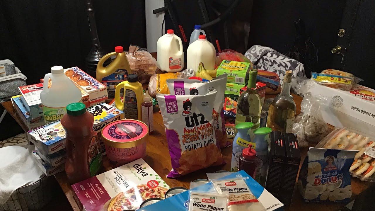 #Walmarthaul #Largefamily #Groceryshopping Dinner haul