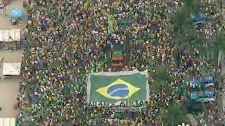 Eduardo Bolsonaro fala a verdade na cara de Maria do Rosário e petistas