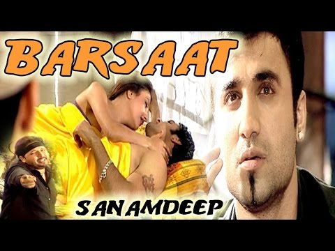 बरसात    Barsaat    By Sanamdeep    Superhit Punjabi Song Video 2017    Sanam Records