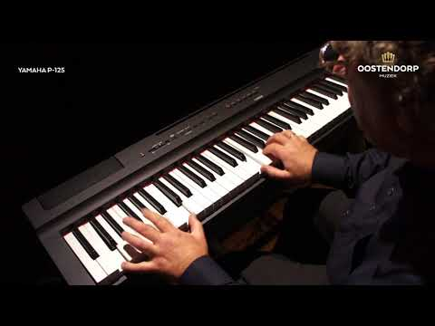 yamaha p 255 sound demo digital piano doovi. Black Bedroom Furniture Sets. Home Design Ideas