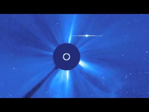 NASA/ESA SOHO - Bye bye Comet!