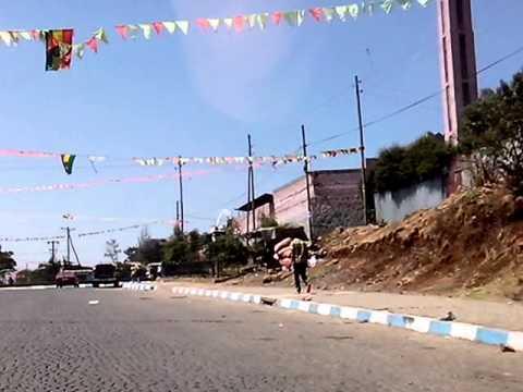 Addis Ababa suburbs