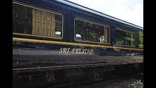 タイ国鉄【元ブルートレインを改造した特別車両「SRT Prestige」(2)】(フアラムポーン駅)