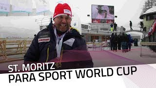 Local hero Stewart triumphs in St. Moritz | IBSF Para Sport Official