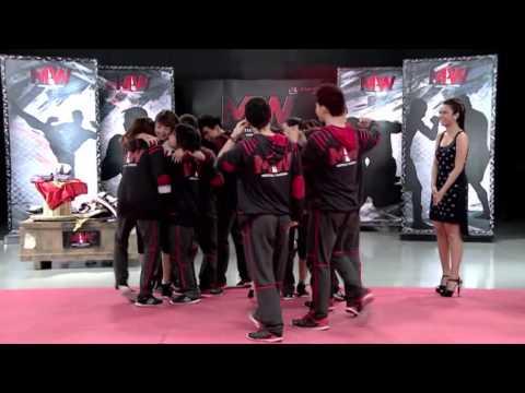 Martial Warrior ชิงฝันแอ็กชั่นสตาร์ - EP.8 (1/6) ตอน Mixed Martial Arts [8 มิ.ย. 57] HD