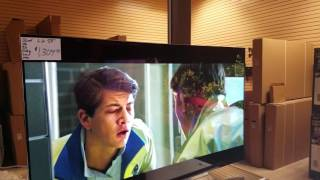 "55"" LG 4K OLED 55EF9500 overview ( specifications ) price WHOLESALE review"
